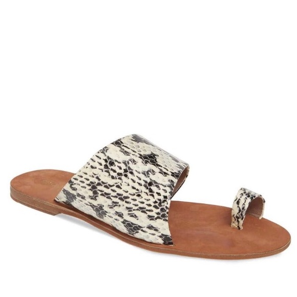 Diane Von Furstenberg Shoes - Diane Von Furstenberg Brittany NWT Sandal